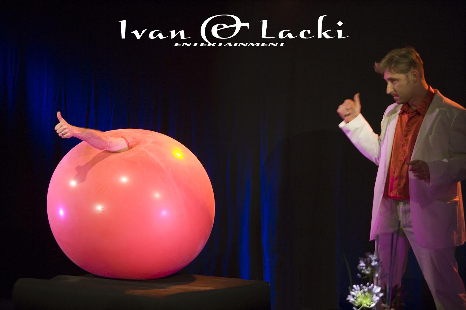 Ivan_Lacki - Ballongmannen